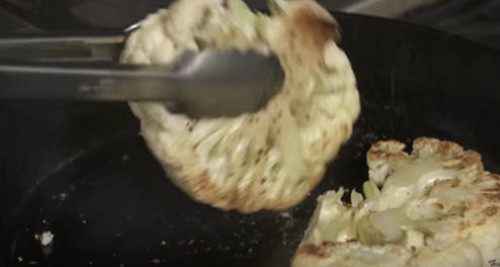 how to cook cauliflower not oven
